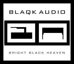 <i>Bright Black Heaven</i> 2012 studio album by Blaqk Audio