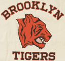 Brooklyn Dodgers-Tigers logo
