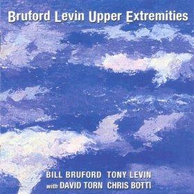 <i>Bruford Levin Upper Extremities</i> (album) 1998 studio album by Bruford Levin Upper Extremities