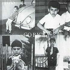 <i>Go Back</i> (album) 1988 live album by Titãs
