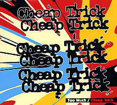 Too Much (Cheap Trick song) single by Cheap Trick