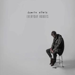 Damon Albarn debut solo album everyday robots