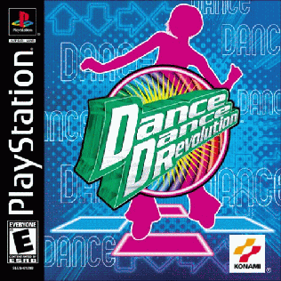 <i>Dancing Stage</i> (video game) 2001 video game