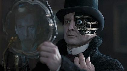 Image result for dr who season 8 episode 1 clockwork