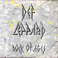 Rock of Ages (Def Leppard song) 1983 single by Def Leppard