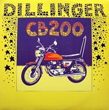 <i>CB 200</i> 1976 studio album by Dillinger