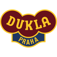 Dukla Prague association football club in Prague, Czech Republic