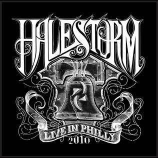 <i>Live in Philly 2010</i> 2010 live album by Halestorm