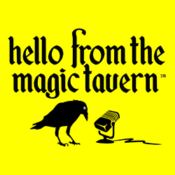 Hello from the Magic Tavern - Wikipedia