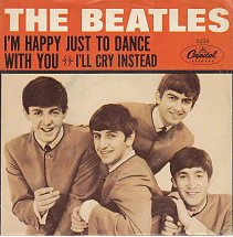 I'm Happy Just to Dance with You - Wikipedia