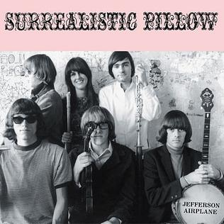 <i>Surrealistic Pillow</i> 1967 studio album by Jefferson Airplane