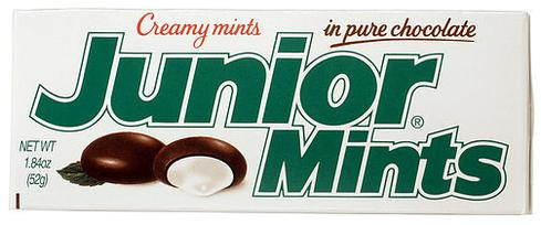 junior mints wikipedia