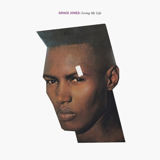 <i>Living My Life</i> (album) 1982 studio album by Grace Jones