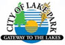 Official seal of Lake Park, Minnesota