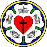Pilgrim Ev. Lutheran Church - Luther's Rose