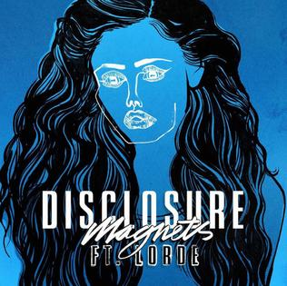 Disclosure featuring Lorde - Magnets (studio acapella)