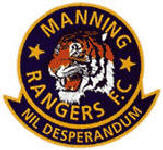 Manning Rangers F.C. association football club in South Africa