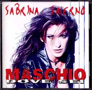 <i>Maschio dove sei</i> 1996 studio album by Sabrina Salerno