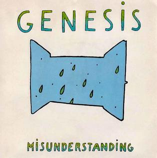 Misunderstanding (Genesis song) 1980 single by Genesis