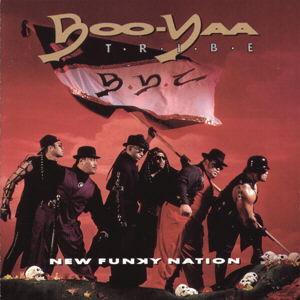 <i>New Funky Nation</i> 1990 studio album by Boo-Yaa T.R.I.B.E.