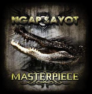 <i>Ngap Sayot</i> 2014 studio album by Masterpiece
