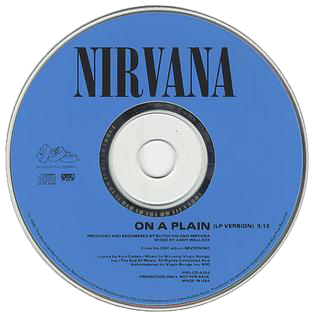 On a Plain Song by Nirvana