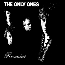 <i>Remains</i> (The Only Ones album) album by The Only Ones