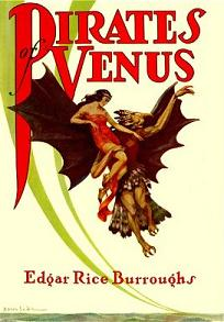 Pirates of Venus by Edgar Rice Burroughs, Edga...