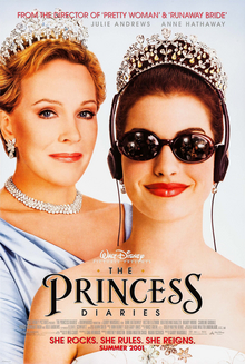 The Princess Diaries full movie (2001)