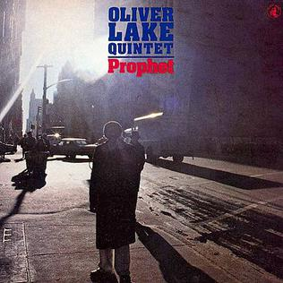 <i>Prophet</i> (Oliver Lake album) 1980 studio album by Oliver Lake