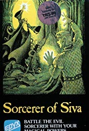 <i>Sorcerer of Siva</i> 1981 role-playing video game