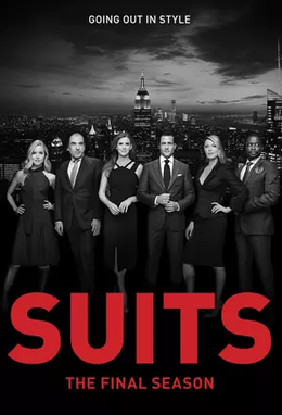 Suits Burning Series Staffel 6