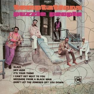 <i>Puzzle People</i> 1969 studio album by The Temptations