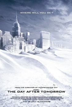 The Day After Tomorrow recenserad på våran filmblogg