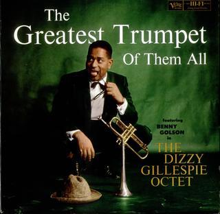 <i>The Greatest Trumpet of Them All</i> 1957 studio album by Dizzy Gillespie