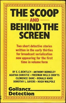 The Scoop and Behind the Screen First Edition Cover 1983.jpg