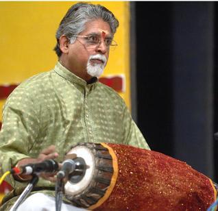 Trichur C. Narendran Indian musician