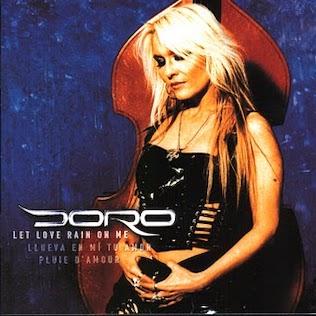 <i>Let Love Rain on Me</i> 2004 EP by Doro