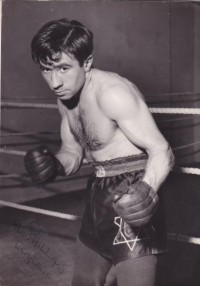 Al Phillips English boxer