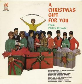 A Christmas Gift for You from Philles Records artwork