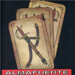 <i>Almafuerte</i> (album) Third studio album by Almafuerte