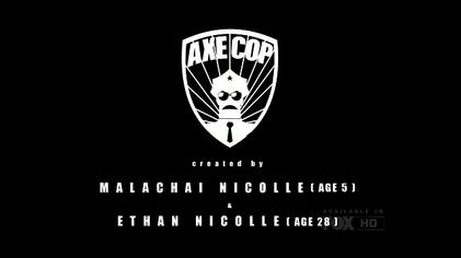 Axe Cop (TV series) - Wikipedia