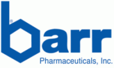 File:Barr Pharmaceuticals Logo.png