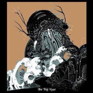<i>The Big Roar</i> 2011 studio album by The Joy Formidable