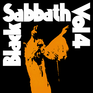 1972 studio album by Black Sabbath