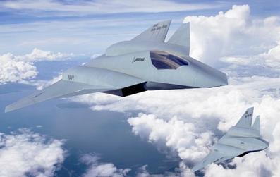 الدارون ام المقاتلات Boeing_F-A-XX_2013