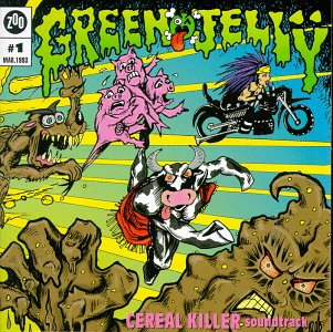 Green Jellÿ  -Cereal Killer Soundtrack