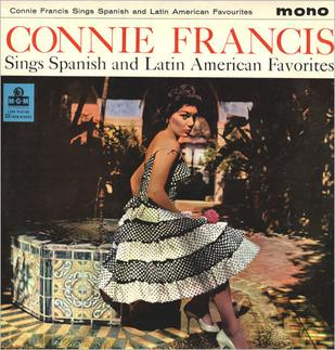 Connie Francis Sings Spanish And Latin American Favorites 104