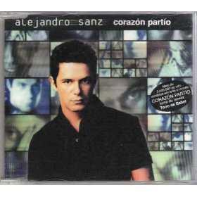 Corazón Partío 1997 single by Alejandro Sanz