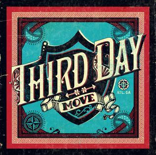 <i>Move</i> (Third Day album) 2010 studio album by Third Day